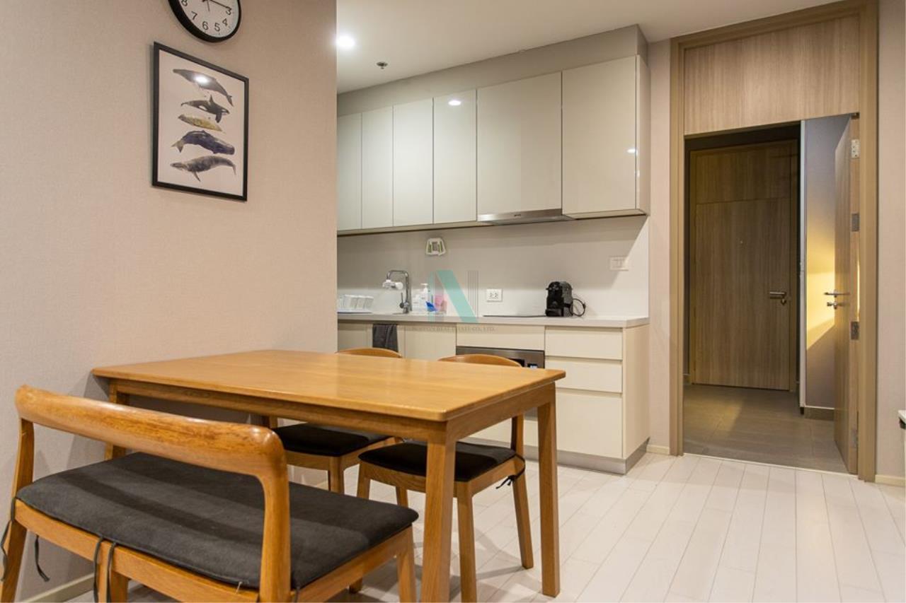 NOPPON REAL ESTATE CO.,LTD.  Agency's For rent Noble Ploenchit 1 bedroom 20th floor Building C near BTS Ploenchit. 5