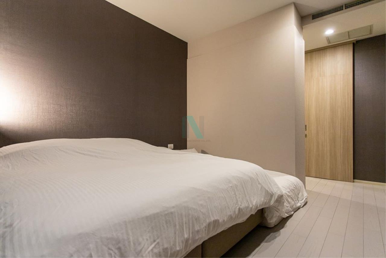 NOPPON REAL ESTATE CO.,LTD.  Agency's For rent Noble Ploenchit 1 bedroom 20th floor Building C near BTS Ploenchit. 6