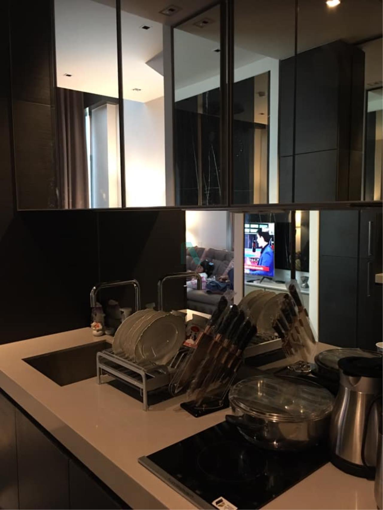 NOPPON REAL ESTATE CO.,LTD.  Agency's For Rent 28 CHIDLOM DUPLEX 1 Bedroom Floor 16 near BTS Chit Lom. 3