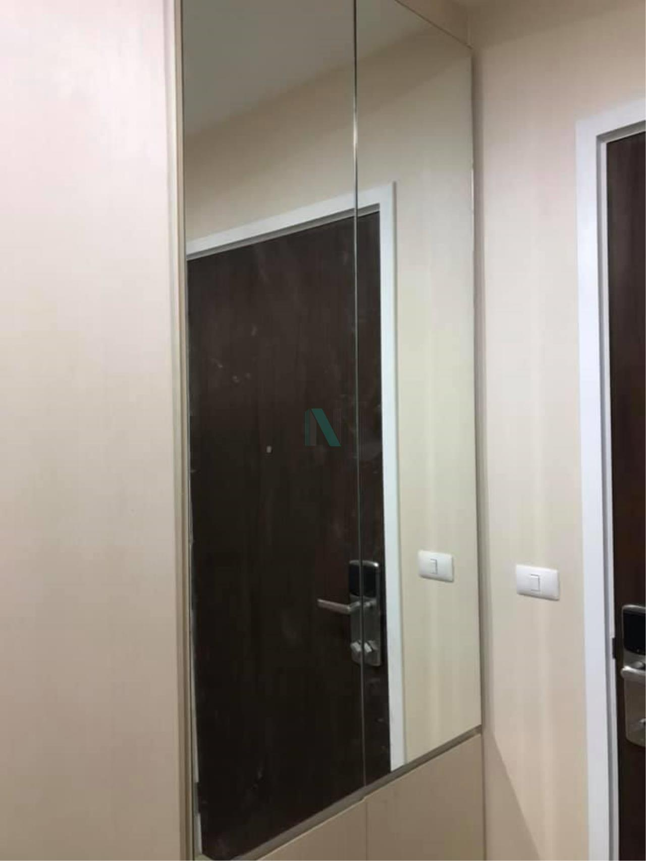 NOPPON REAL ESTATE CO.,LTD. Agency's For Rent The Privacy Rewadee 1 Bedroom 6th Floor Building C . 4