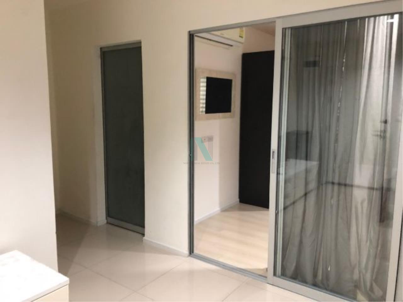 NOPPON REAL ESTATE CO.,LTD. Agency's For rent Aspire Sukhumvit 48 1 bedroom 18th floor Building S near BTS Phra Khanong. 2