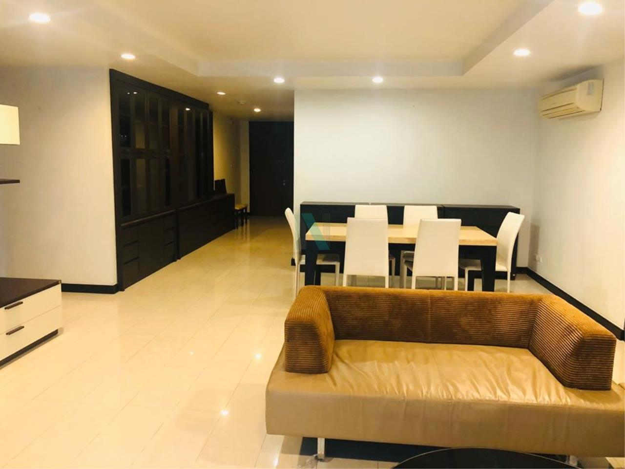 NOPPON REAL ESTATE CO.,LTD.  Agency's For rent AVENUE 61 3 bedrooms 8th floor near BTS Ekkamai. 1