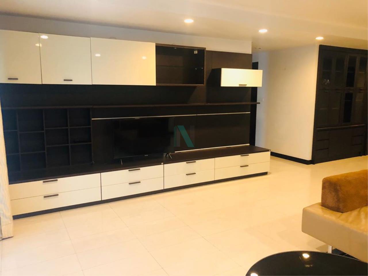 NOPPON REAL ESTATE CO.,LTD.  Agency's For rent AVENUE 61 3 bedrooms 8th floor near BTS Ekkamai. 2