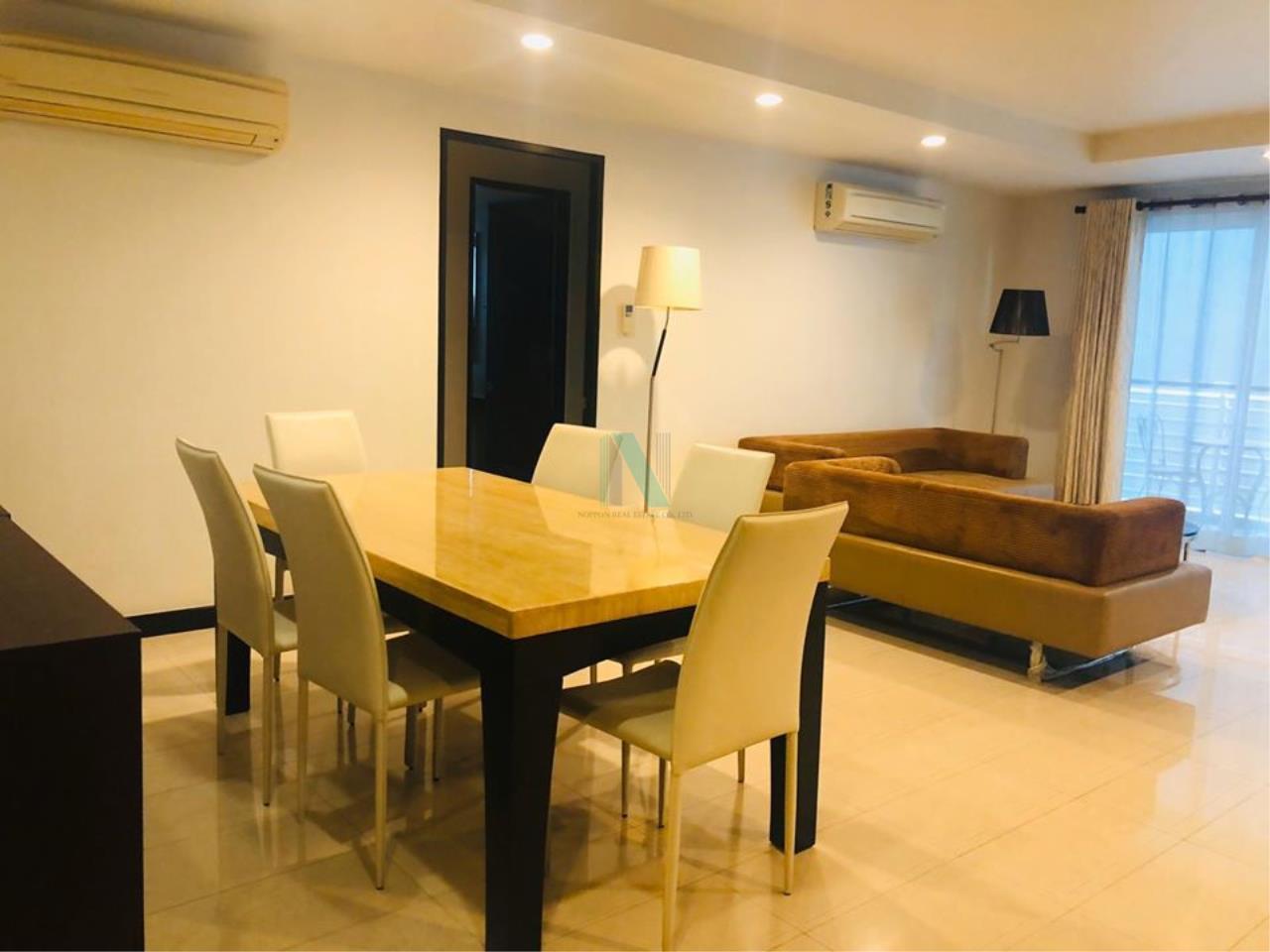 NOPPON REAL ESTATE CO.,LTD.  Agency's For rent AVENUE 61 3 bedrooms 8th floor near BTS Ekkamai. 7