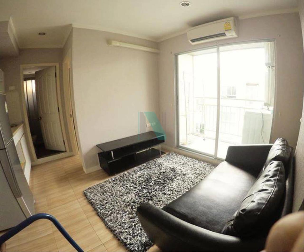NOPPON REAL ESTATE CO.,LTD. Agency's For rent, Lumpini Ville Phatthanakan-New Phetchaburi, 7th Floor, Building C. 6