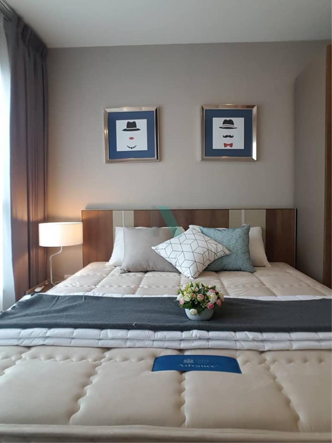 NOPPON REAL ESTATE CO.,LTD. Agency's For rent Life Sukhumvit 48, 1 bedroom, 9th floor, Building S, near BTS Phra Khanong. 2