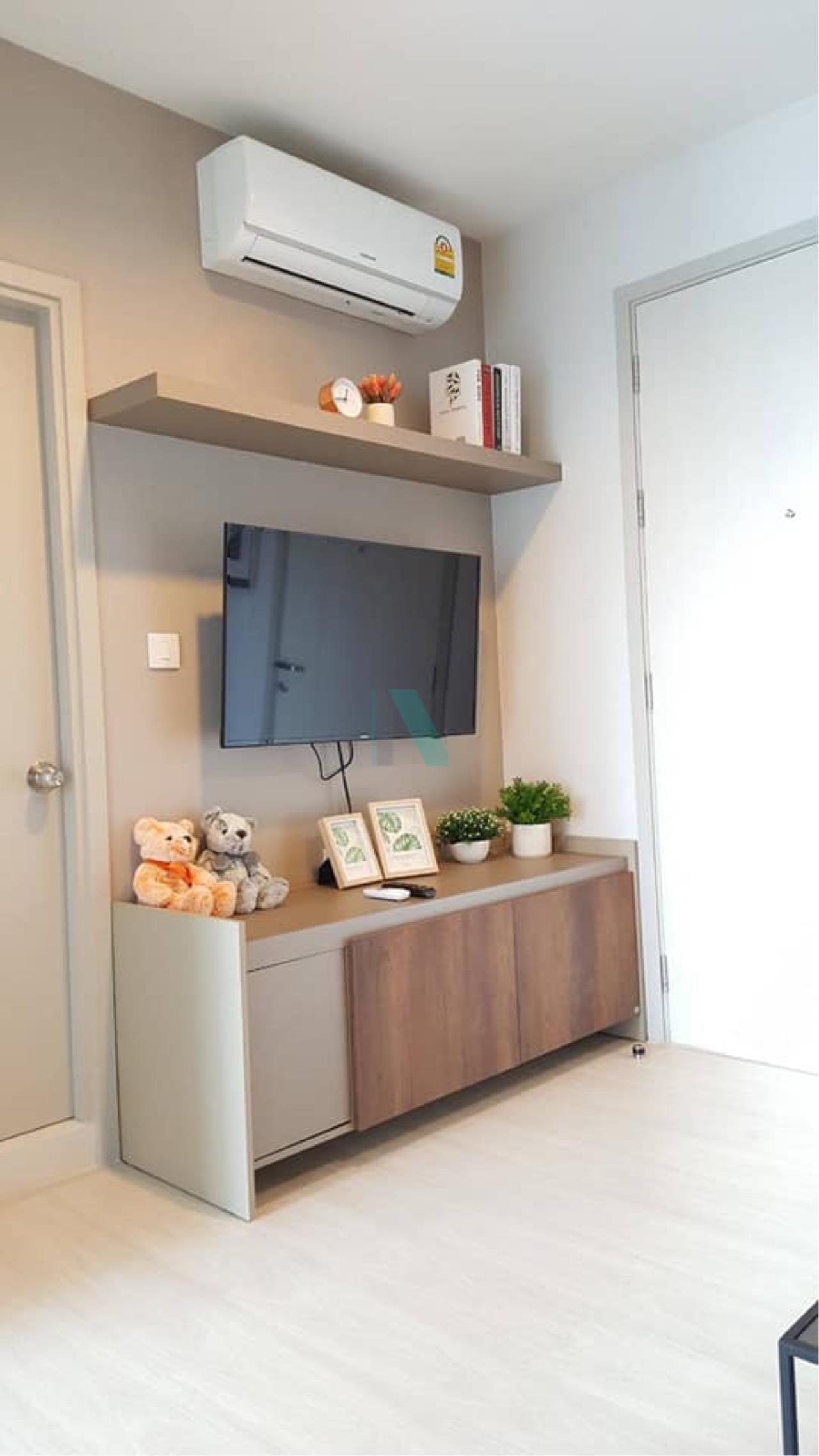 NOPPON REAL ESTATE CO.,LTD. Agency's For rent Life Sukhumvit 48, 1 bedroom, 9th floor, Building S, near BTS Phra Khanong. 4