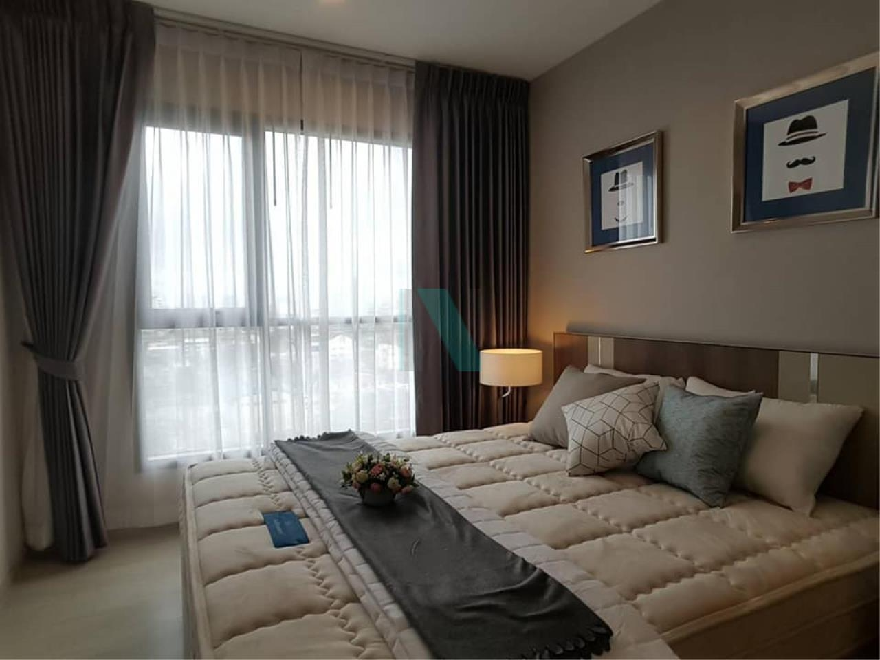NOPPON REAL ESTATE CO.,LTD. Agency's For rent Life Sukhumvit 48, 1 bedroom, 9th floor, Building S, near BTS Phra Khanong. 8