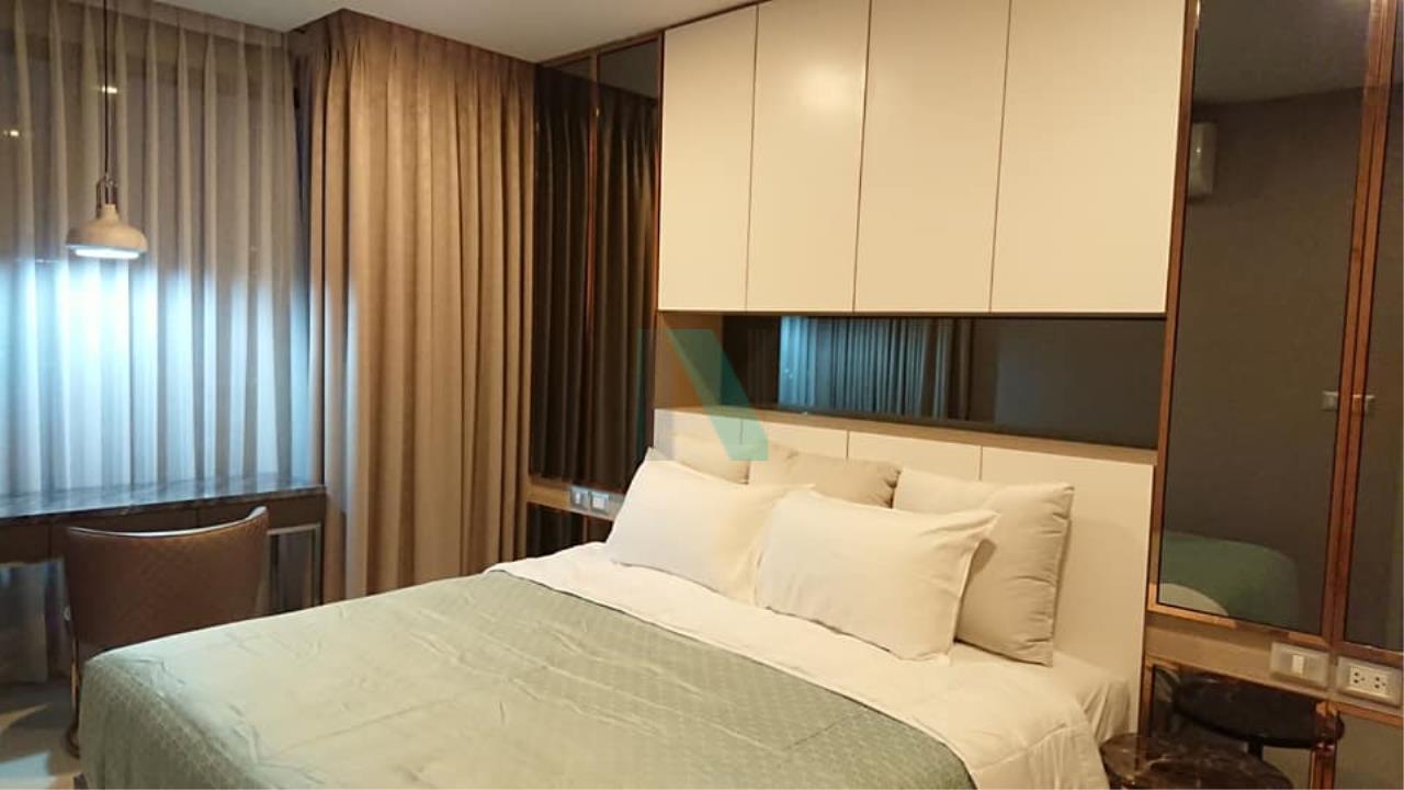 NOPPON REAL ESTATE CO.,LTD. Agency's For Rent Rhythm Sukhumvit 42, 1 bedroom, 22nd floor, near BTS Ekkamai. 3