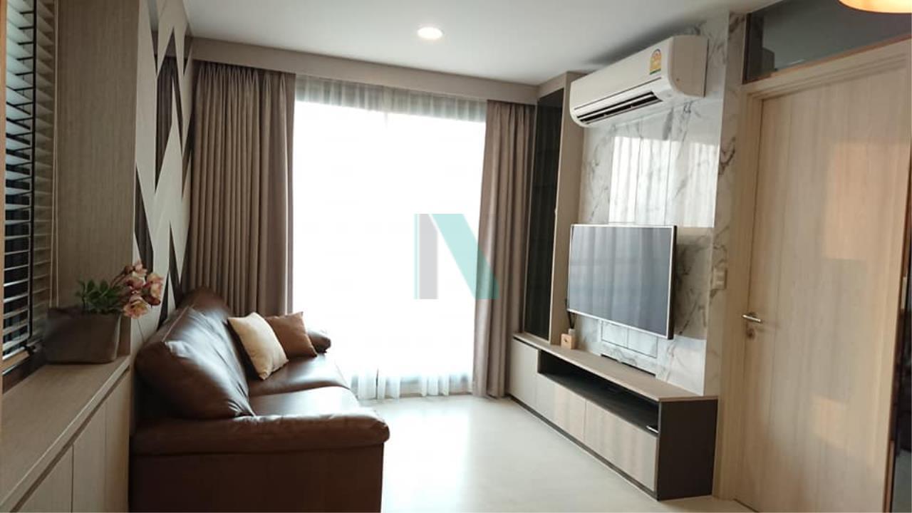 NOPPON REAL ESTATE CO.,LTD. Agency's For Rent Rhythm Sukhumvit 42, 1 bedroom, 22nd floor, near BTS Ekkamai. 5