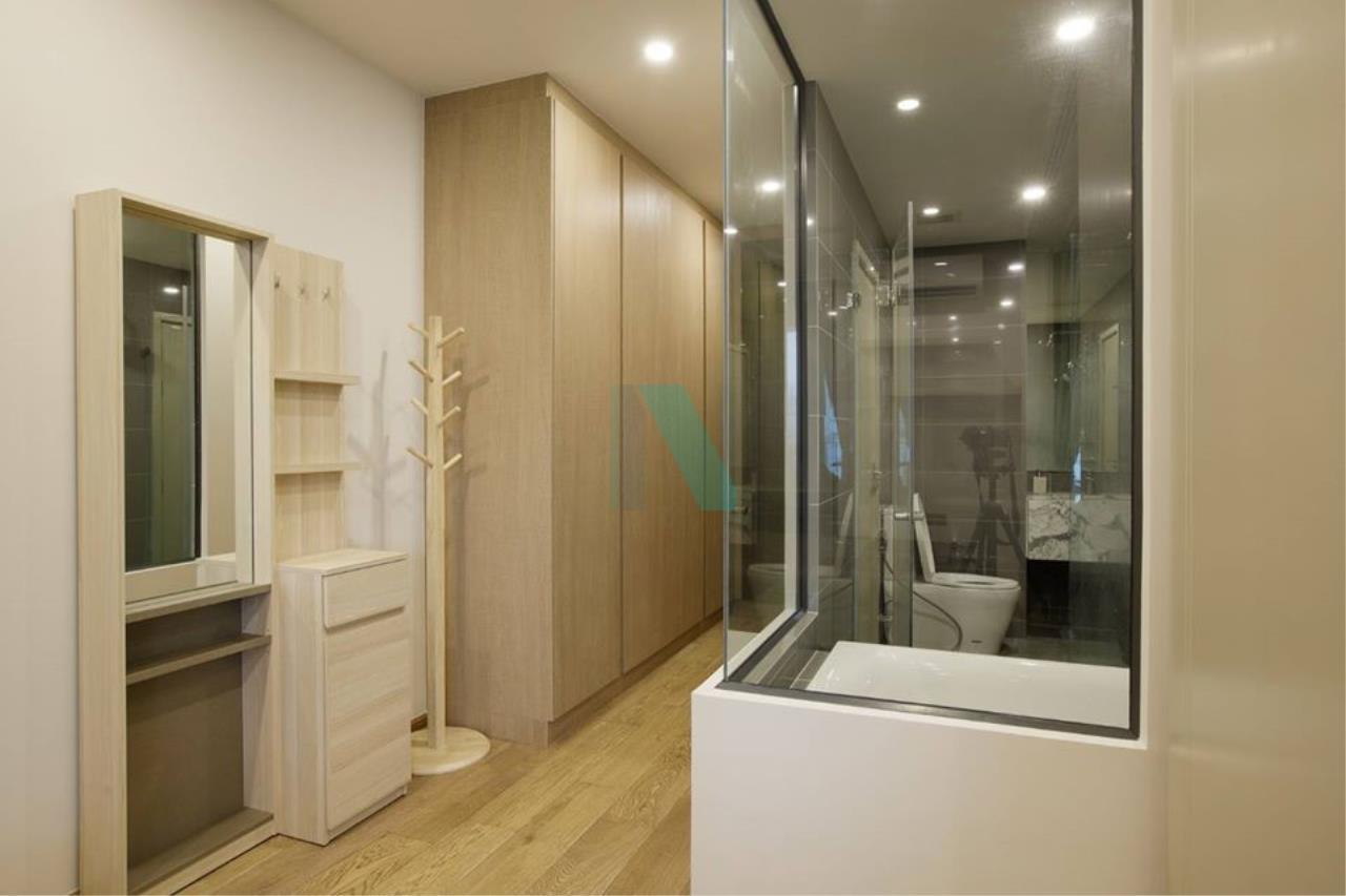 NOPPON REAL ESTATE CO.,LTD.  Agency's For rent Q Chidlom-Petchburi, 1 bedroom, 27th floor, near BTS Chit Lom. 7