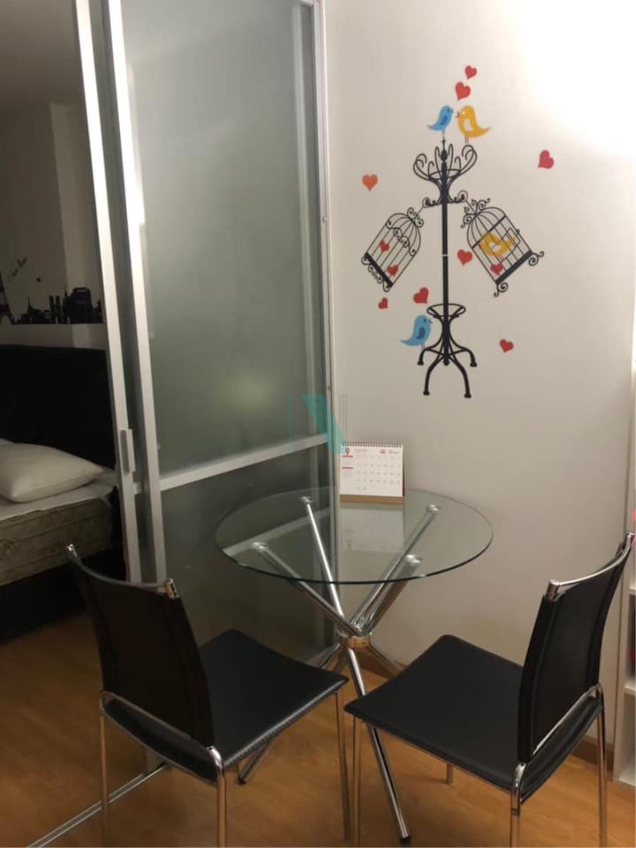 NOPPON REAL ESTATE CO.,LTD.  Agency's For rent, U Delight @ Bang Sue Station, 1 bedroom, 22nd floor. 4