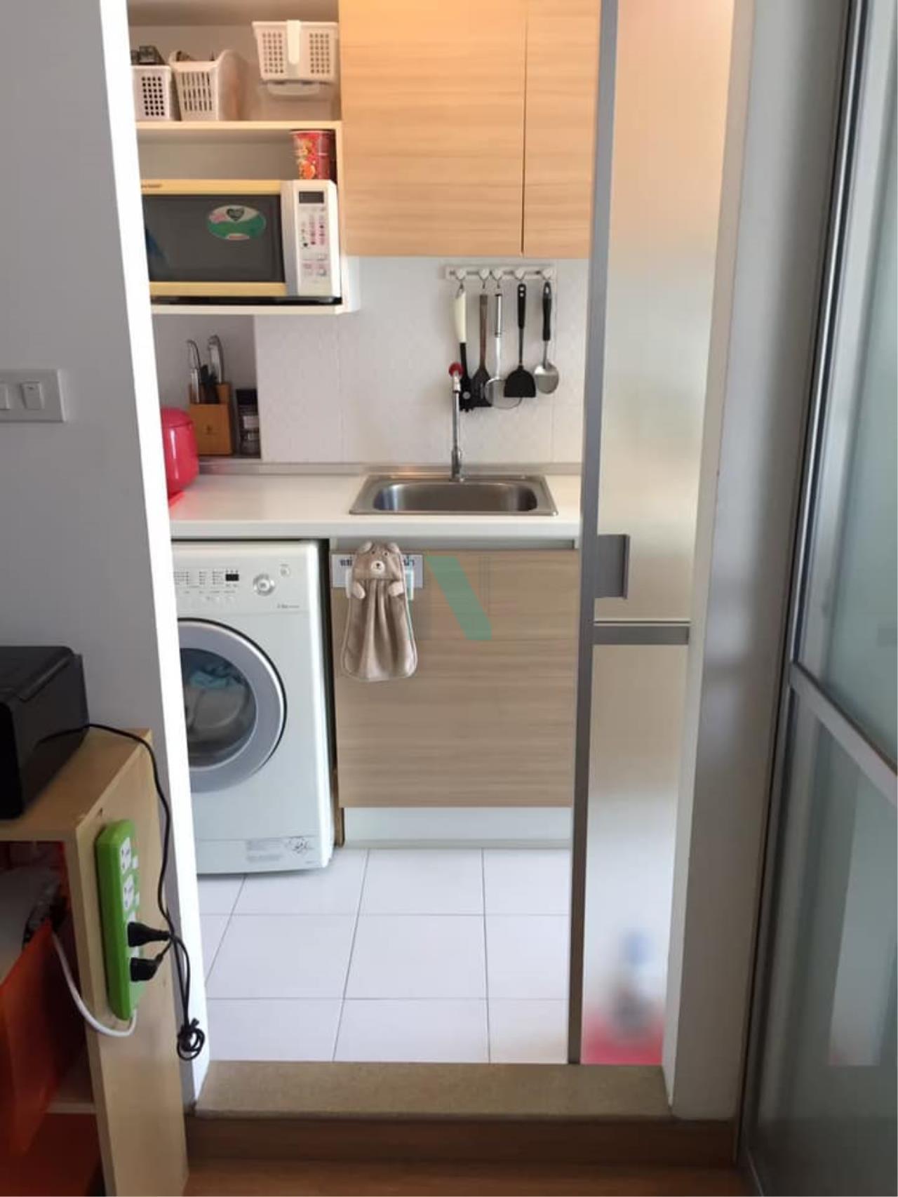 NOPPON REAL ESTATE CO.,LTD.  Agency's For rent, U Delight @ Bang Sue Station, 1 bedroom, 22nd floor. 6