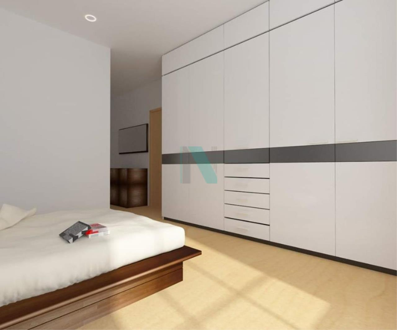 NOPPON REAL ESTATE CO.,LTD.  Agency's For rent The Address Sukhumvit 42 1 bedroom 4th floor near BTS Ekkamai. 6