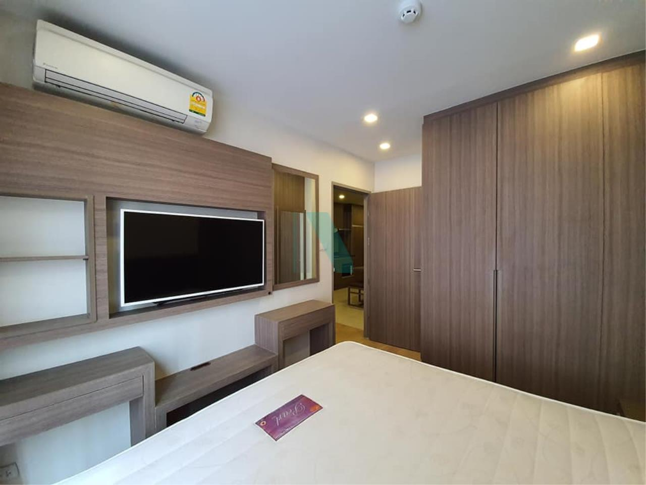NOPPON REAL ESTATE CO.,LTD.  Agency's For rent Art @ Thonglor 25, 1 bedroom, 2nd floor, near BTS Thong Lo. 2