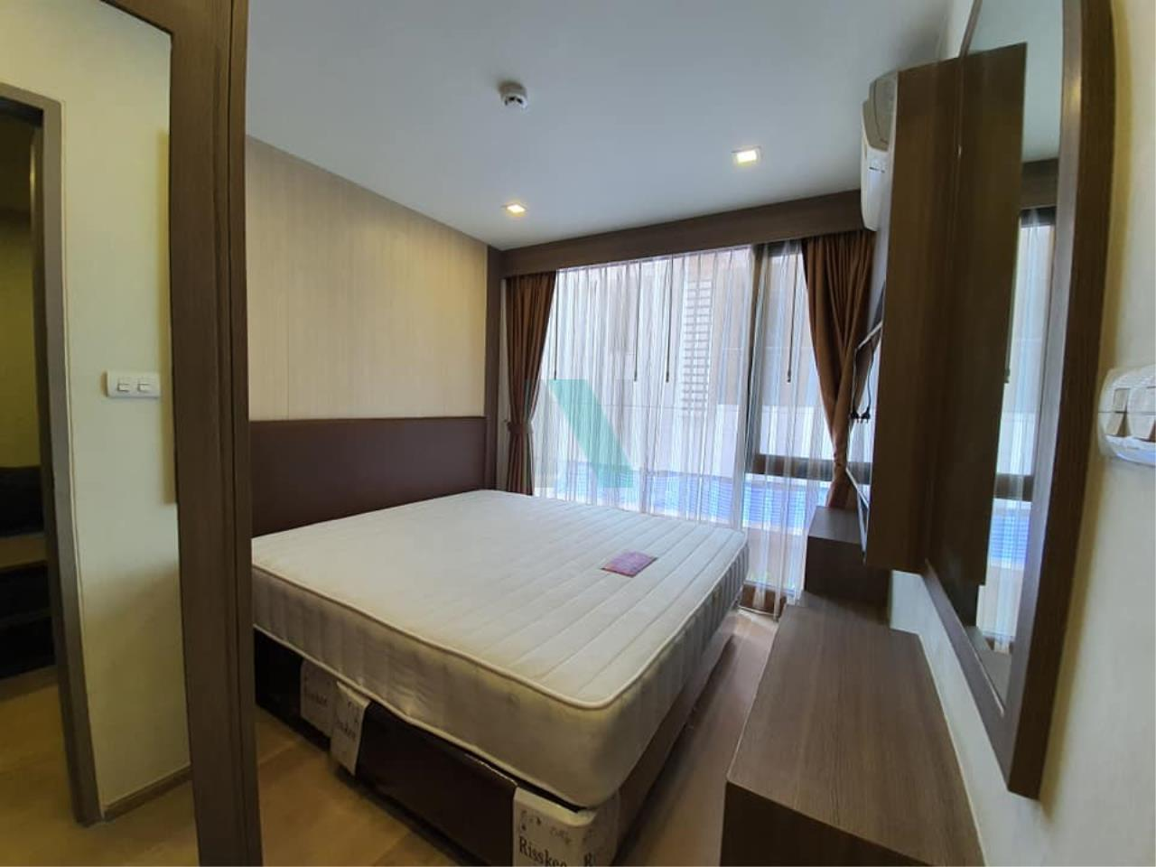 NOPPON REAL ESTATE CO.,LTD.  Agency's For rent Art @ Thonglor 25, 1 bedroom, 2nd floor, near BTS Thong Lo. 4