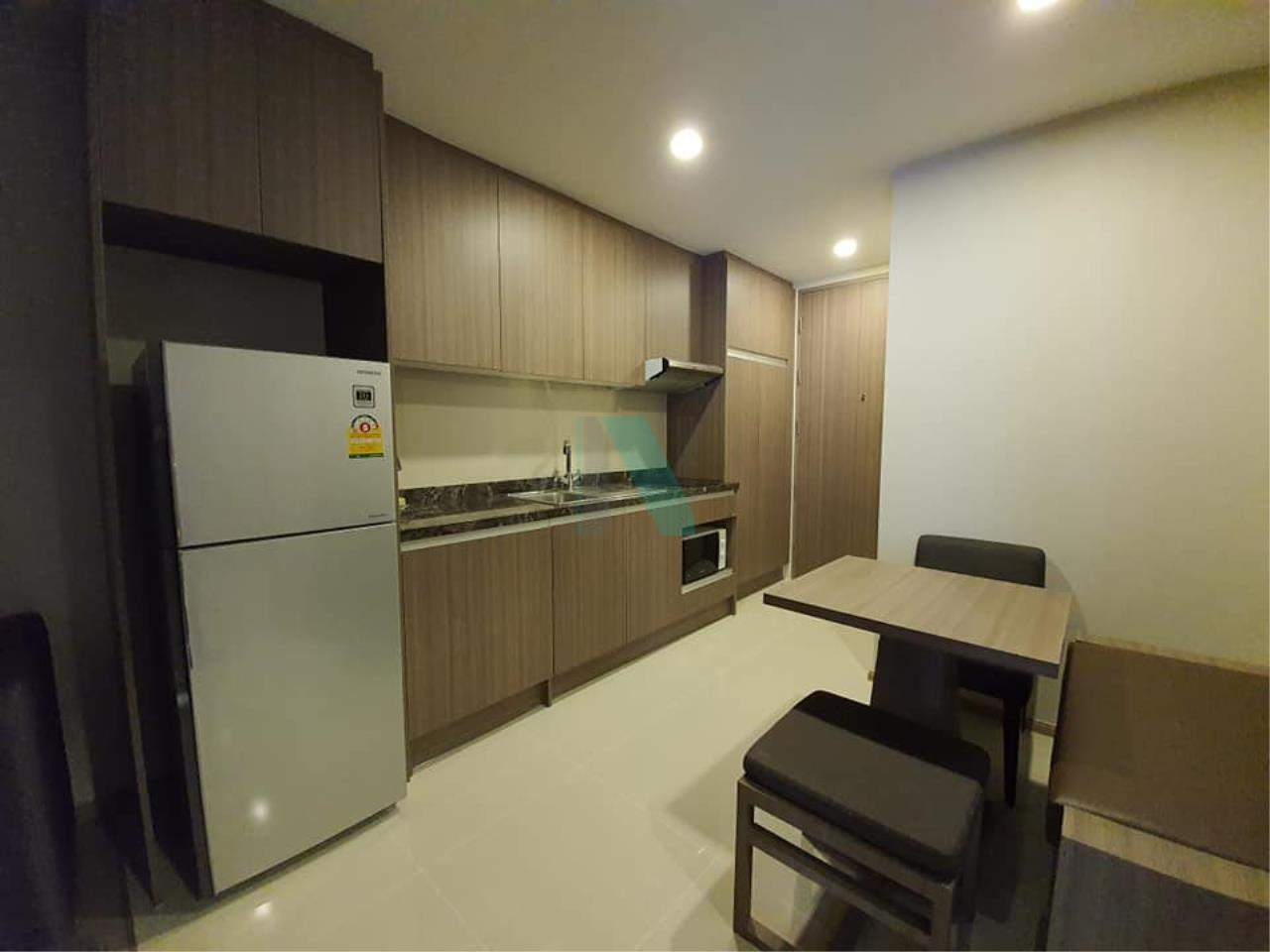NOPPON REAL ESTATE CO.,LTD.  Agency's For rent Art @ Thonglor 25, 1 bedroom, 2nd floor, near BTS Thong Lo. 5