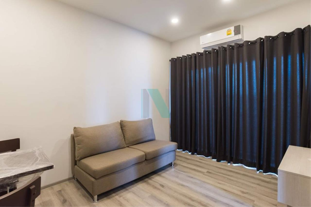 NOPPON REAL ESTATE CO.,LTD.  Agency's For Rent DOLCE UDOMSUK 1 Bedroom 5th Floor near BTS Udom Suk. 1