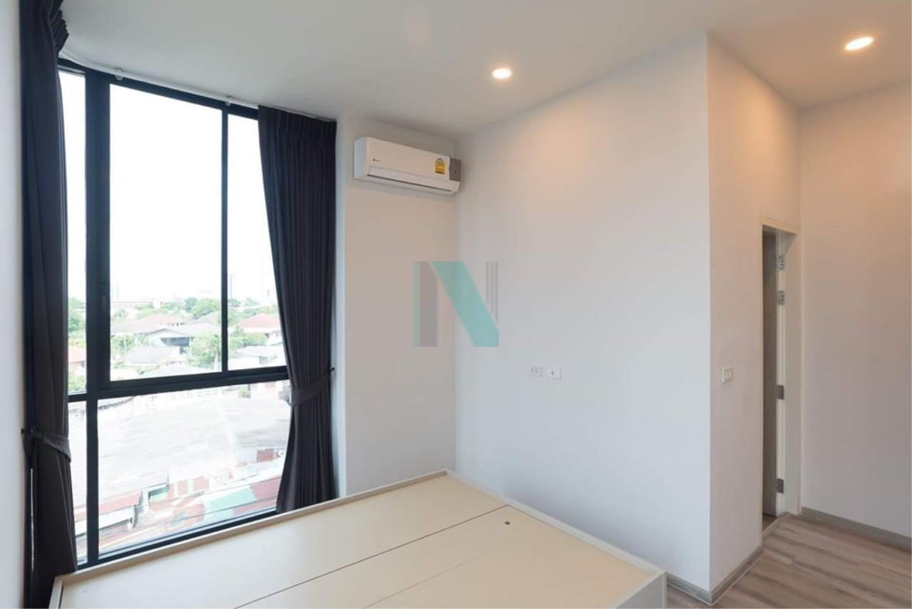 NOPPON REAL ESTATE CO.,LTD.  Agency's For Rent DOLCE UDOMSUK 1 Bedroom 5th Floor near BTS Udom Suk. 3