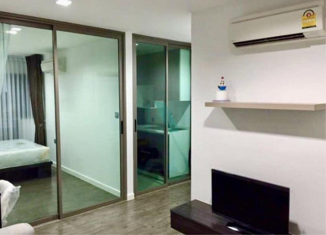 NOPPON REAL ESTATE CO.,LTD.  Agency's For rent, B Campus, Prachachuen, 1 bedroom, 5th floor, near Grand Plaza. 1