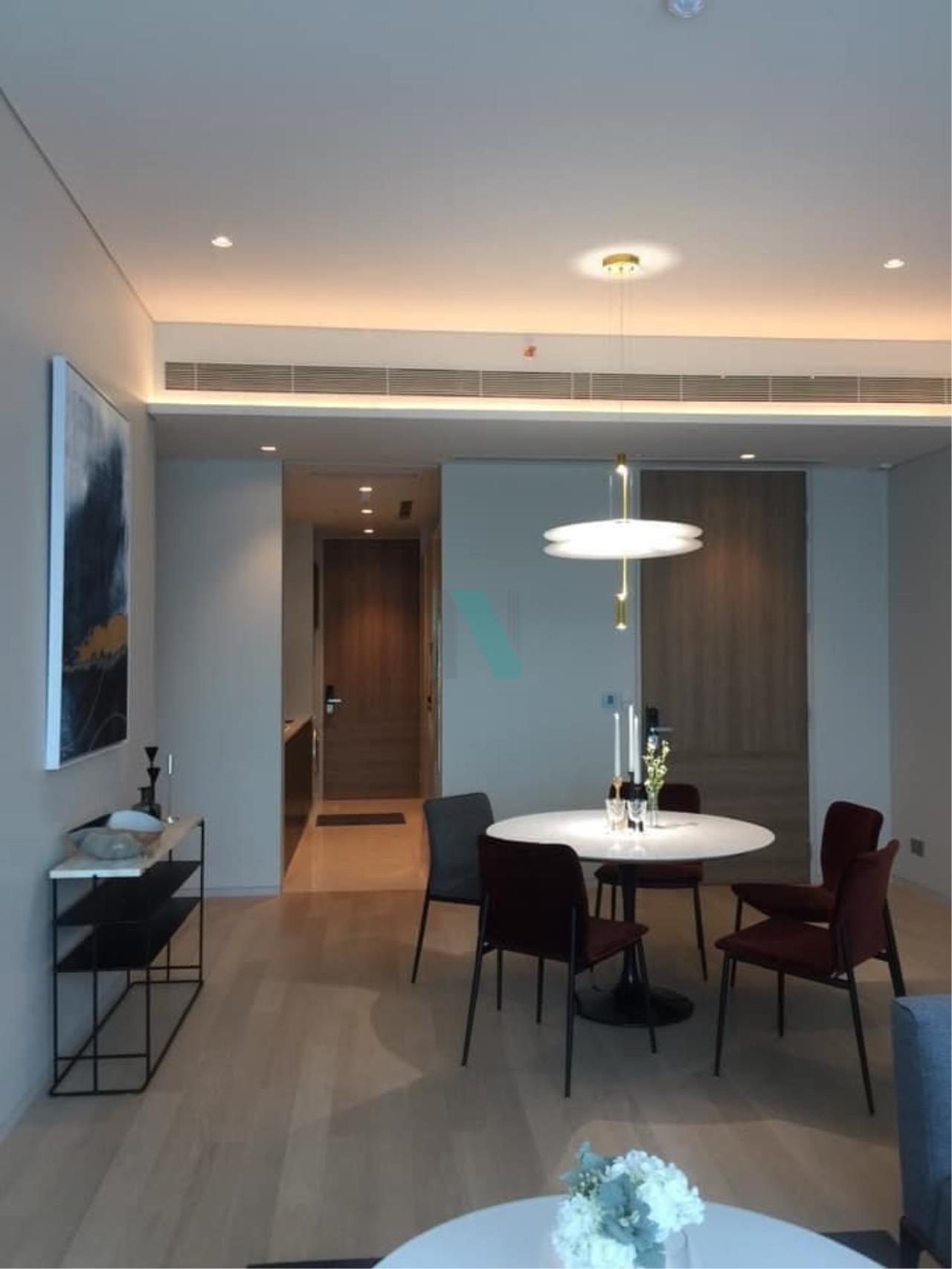 NOPPON REAL ESTATE CO.,LTD.  Agency's For rent TELA THONGLOR  2 bedrooms, 15th floor, near BTS Thong Lo. 2