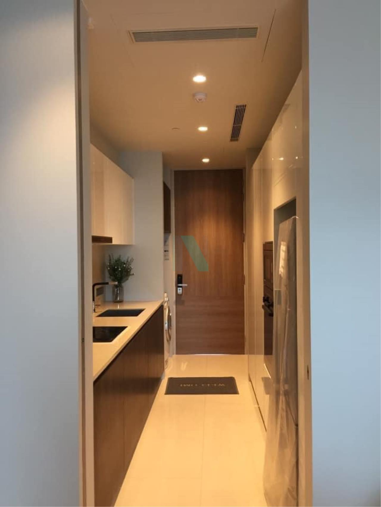 NOPPON REAL ESTATE CO.,LTD. Agency's For rent TELA THONGLOR  2 bedrooms, 15th floor, near BTS Thong Lo. 8