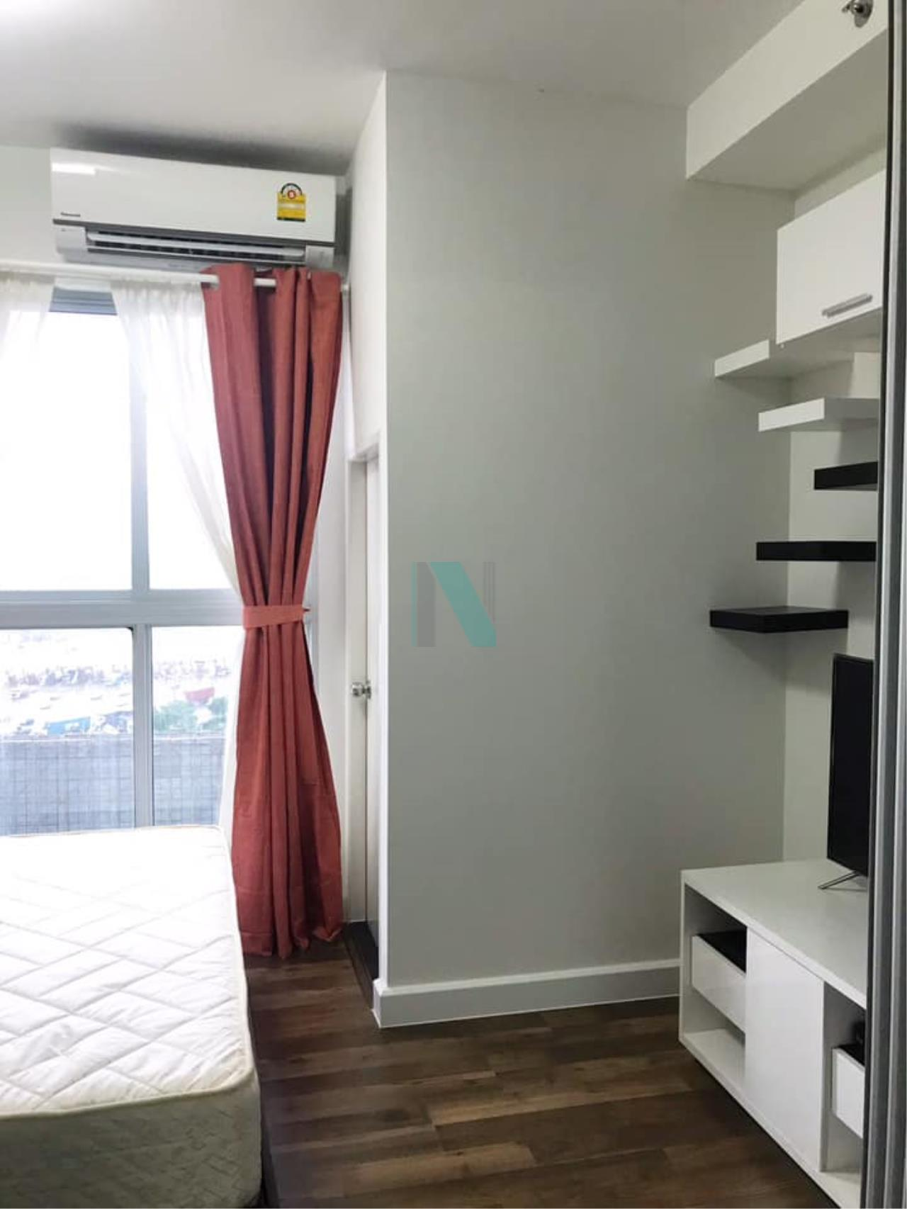 NOPPON REAL ESTATE CO.,LTD.  Agency's For rent A Space Me Bangna, 1 bedroom, 15th floor, near Mega Bangna. 6