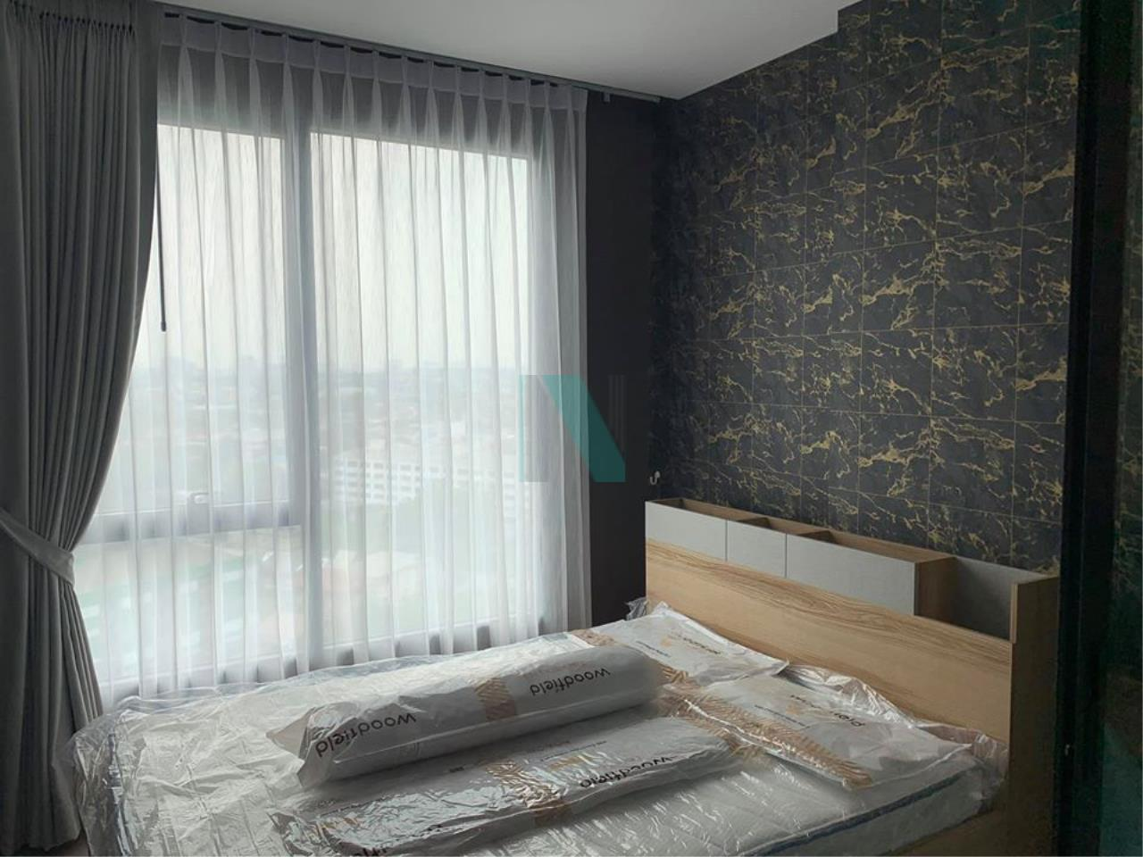 NOPPON REAL ESTATE CO.,LTD. Agency's For rent, Ciela Sripatum, 1 bedroom, 14th floor, near BTS Si Pathum. 3