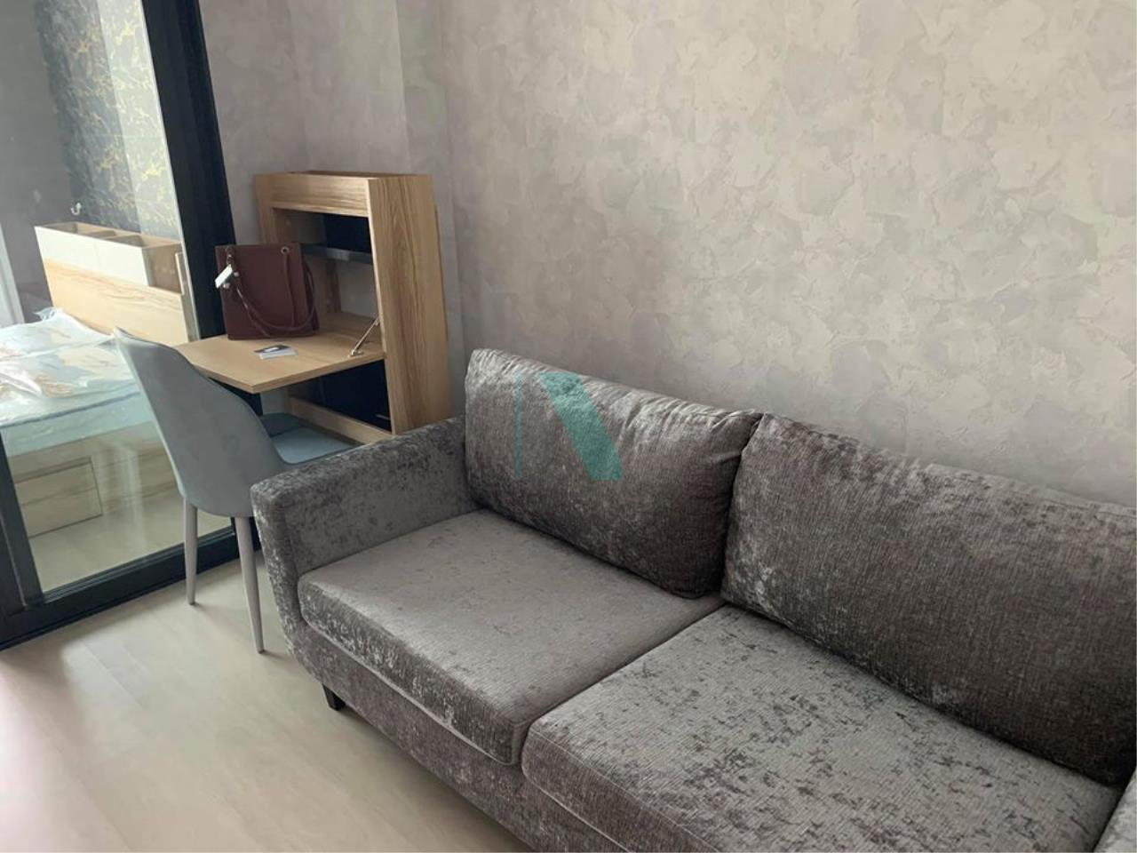 NOPPON REAL ESTATE CO.,LTD. Agency's For rent, Ciela Sripatum, 1 bedroom, 14th floor, near BTS Si Pathum. 4