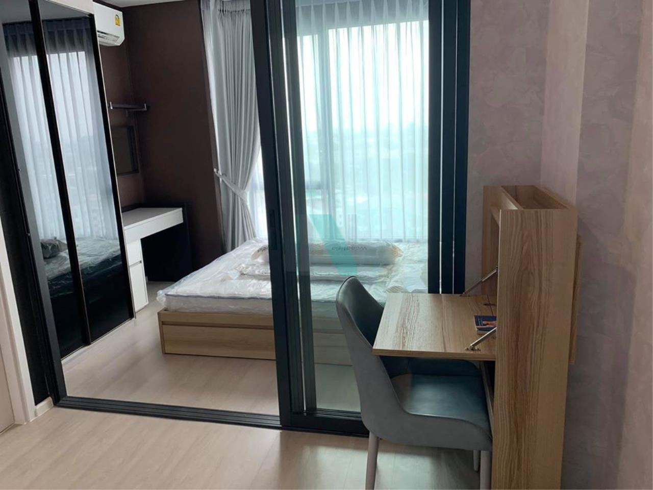 NOPPON REAL ESTATE CO.,LTD. Agency's For rent, Ciela Sripatum, 1 bedroom, 14th floor, near BTS Si Pathum. 7