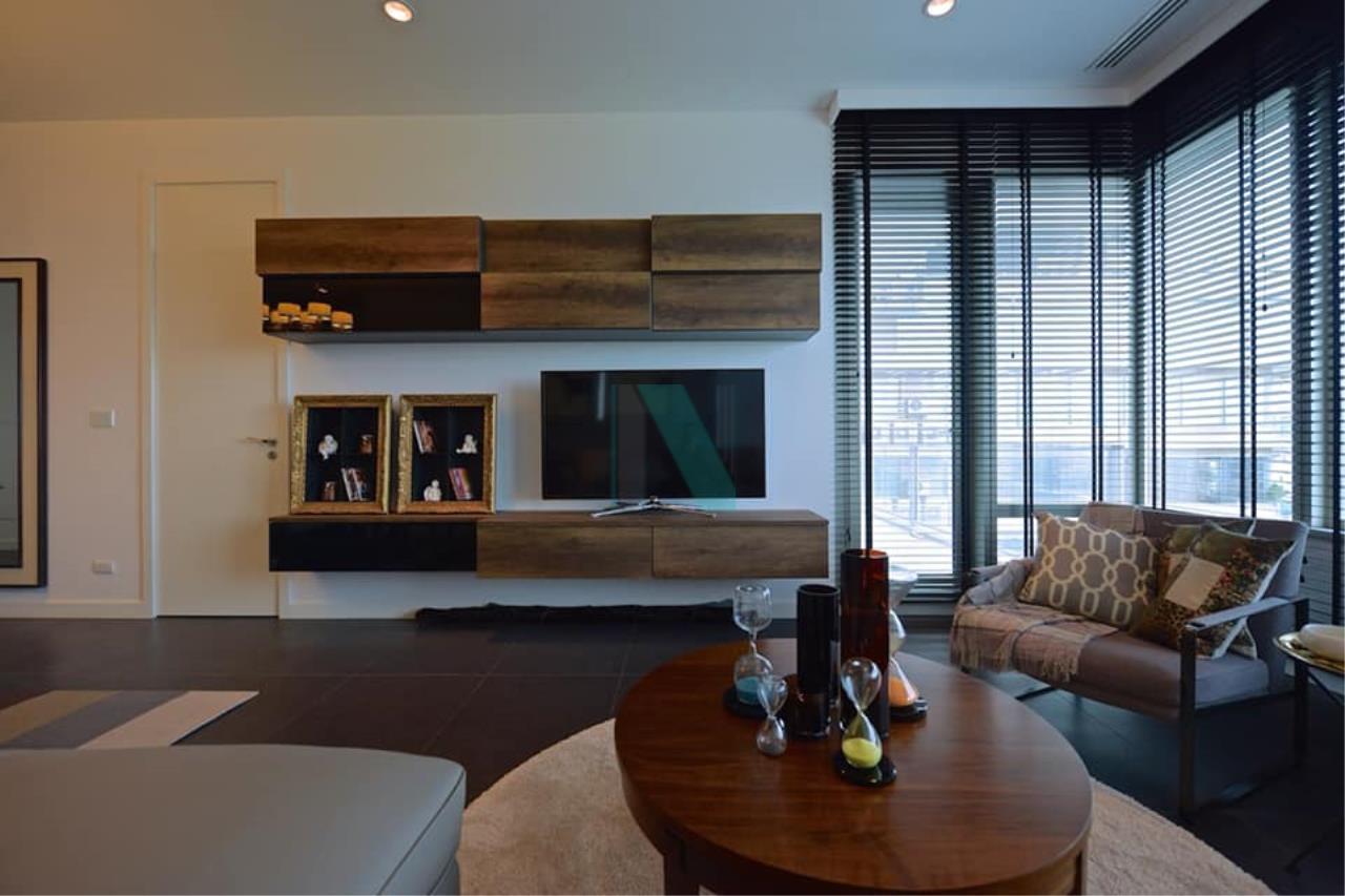 NOPPON REAL ESTATE CO.,LTD.  Agency's For rent 185 Rajadamri, 2 bedrooms, 19th floor, near BTS Ratchadamri. 8