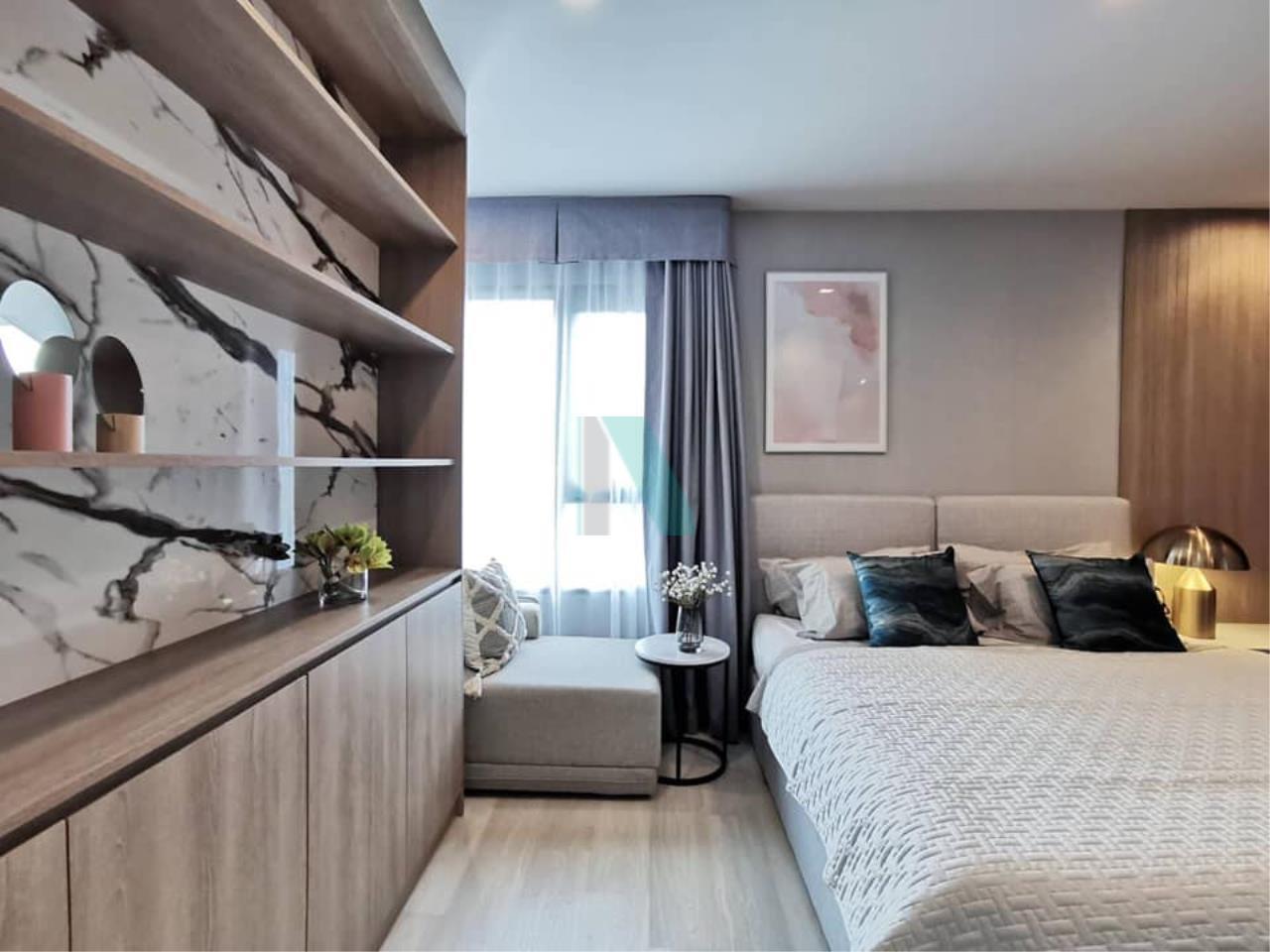 NOPPON REAL ESTATE CO.,LTD. Agency's For rent, Life One Wireless, 2 bedrooms, 22nd floor, near BTS Ploenchit. 2