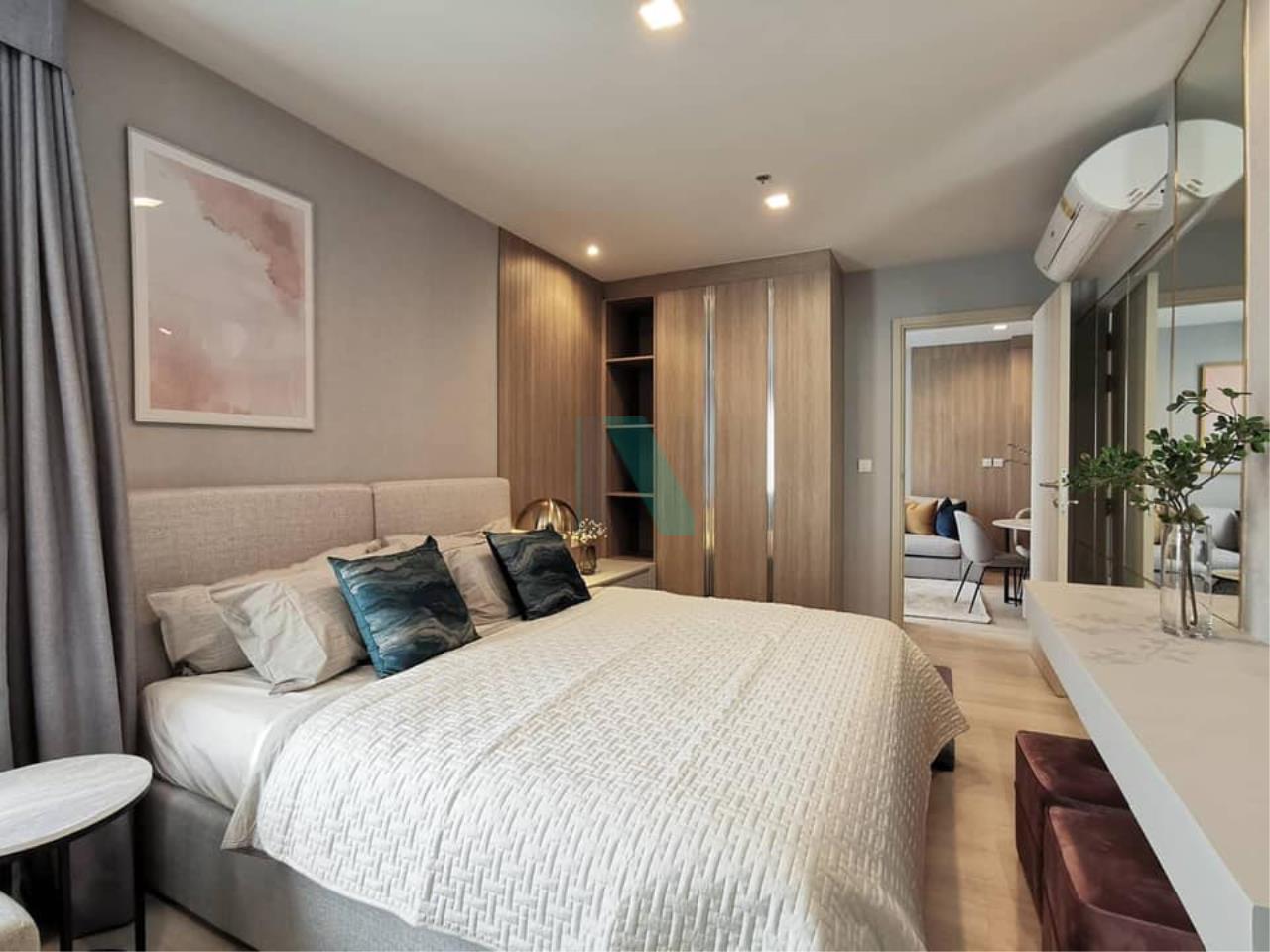 NOPPON REAL ESTATE CO.,LTD. Agency's For rent, Life One Wireless, 2 bedrooms, 22nd floor, near BTS Ploenchit. 3