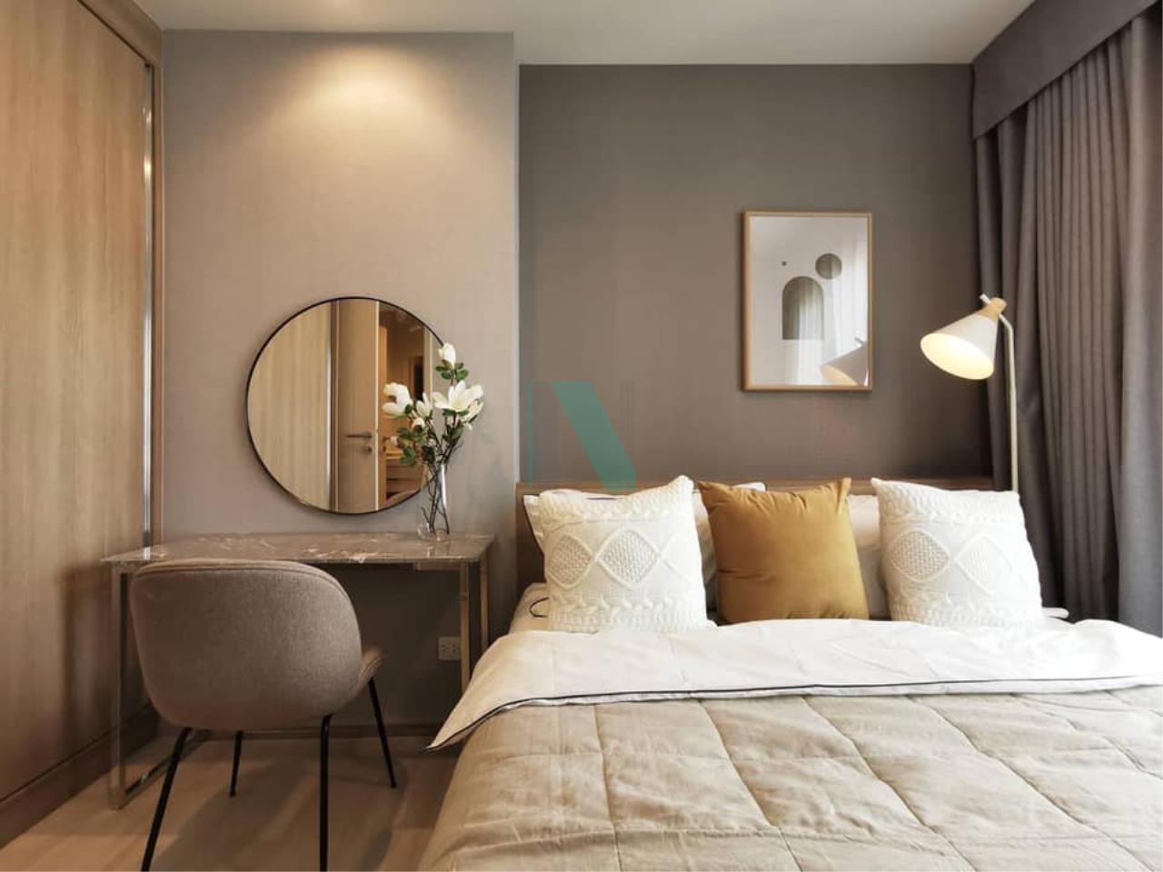 NOPPON REAL ESTATE CO.,LTD. Agency's For rent, Life One Wireless, 2 bedrooms, 22nd floor, near BTS Ploenchit. 6