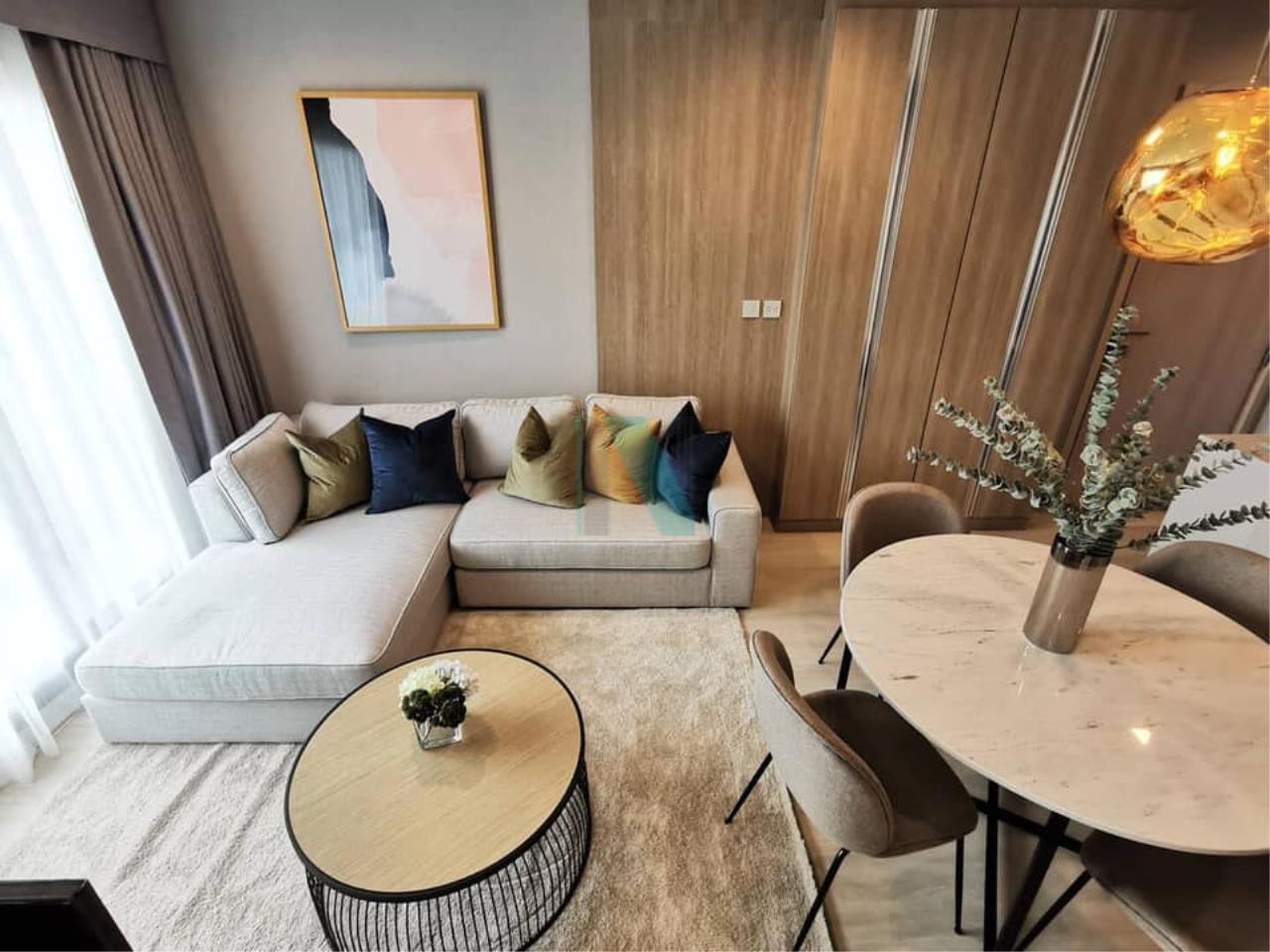 NOPPON REAL ESTATE CO.,LTD. Agency's For rent, Life One Wireless, 2 bedrooms, 22nd floor, near BTS Ploenchit. 8