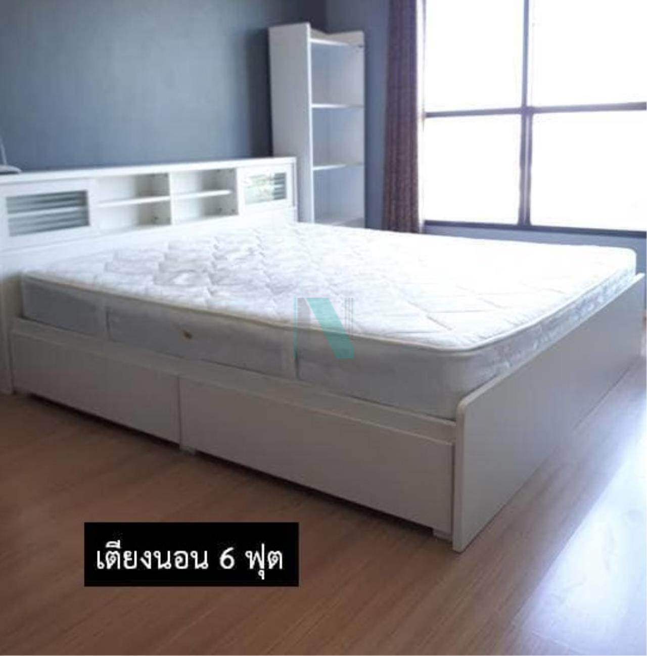 NOPPON REAL ESTATE CO.,LTD. Agency's For Rent BE YOU CHOKCHAI 4  STUDIO, 7th Floor, Building A, near MRT Lat Phrao. 1