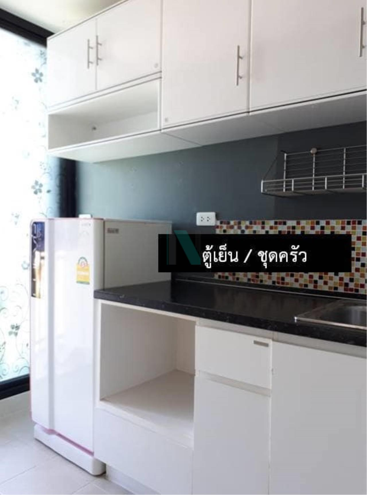 NOPPON REAL ESTATE CO.,LTD. Agency's For Rent BE YOU CHOKCHAI 4  STUDIO, 7th Floor, Building A, near MRT Lat Phrao. 3