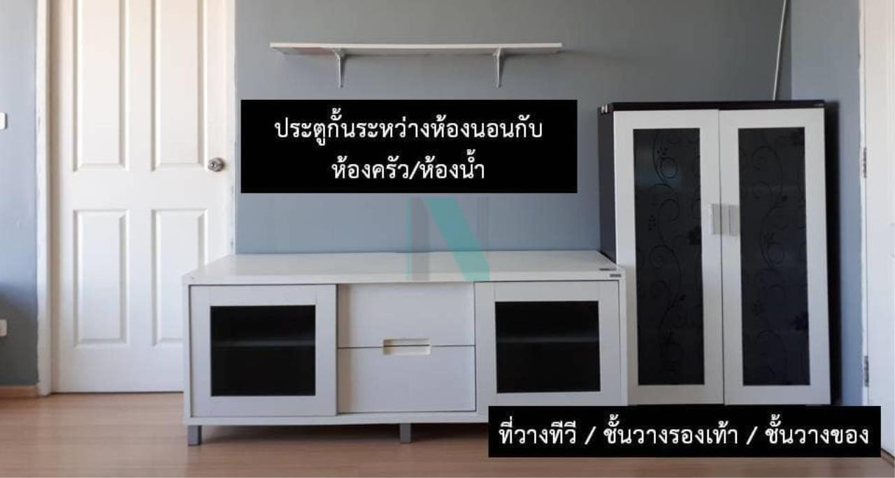 NOPPON REAL ESTATE CO.,LTD. Agency's For Rent BE YOU CHOKCHAI 4  STUDIO, 7th Floor, Building A, near MRT Lat Phrao. 6
