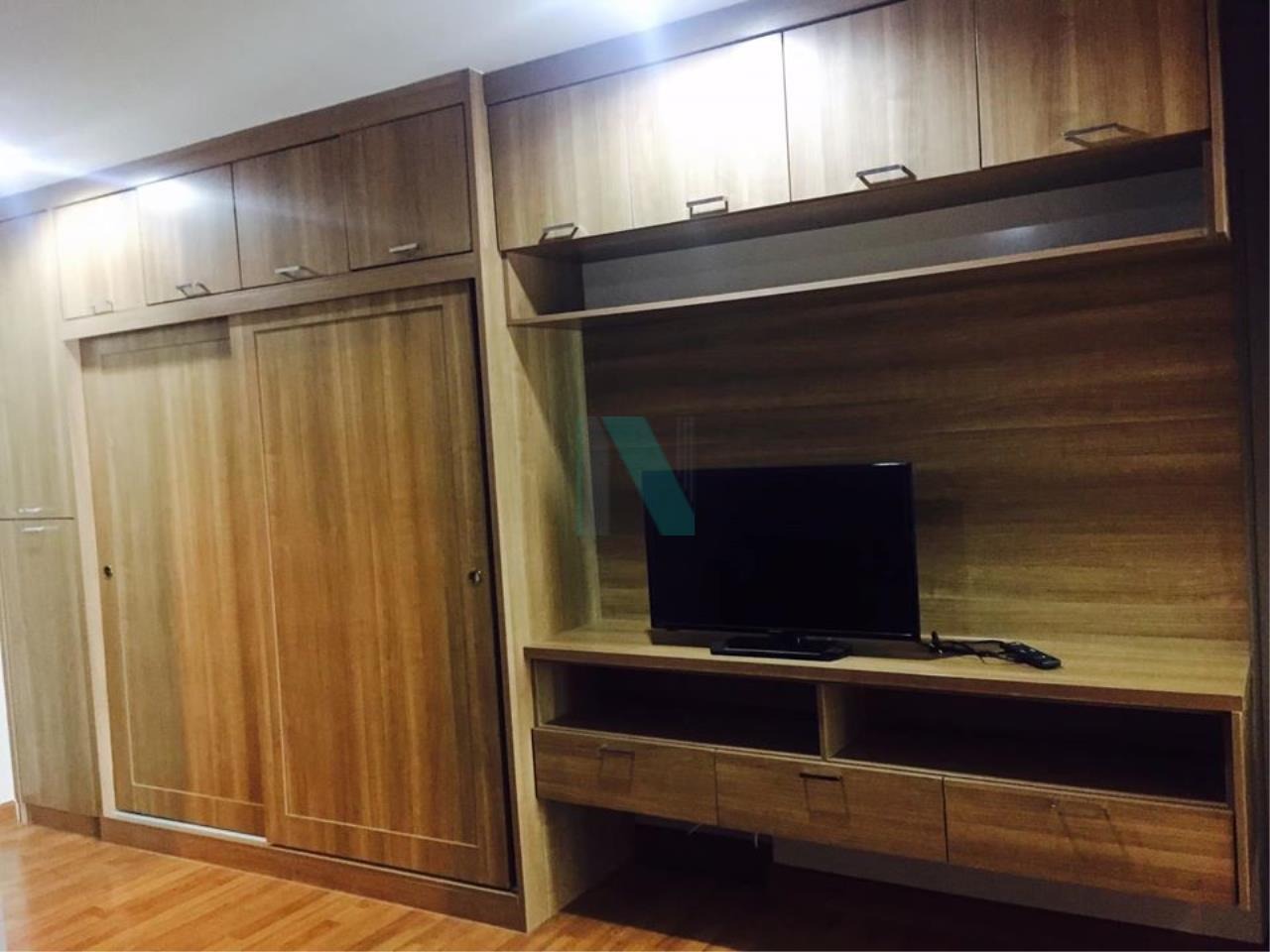 NOPPON REAL ESTATE CO.,LTD. Agency's For rent, Regent Home 25, Tiwanon, 1 bedroom, 4th floor, Building E. 7
