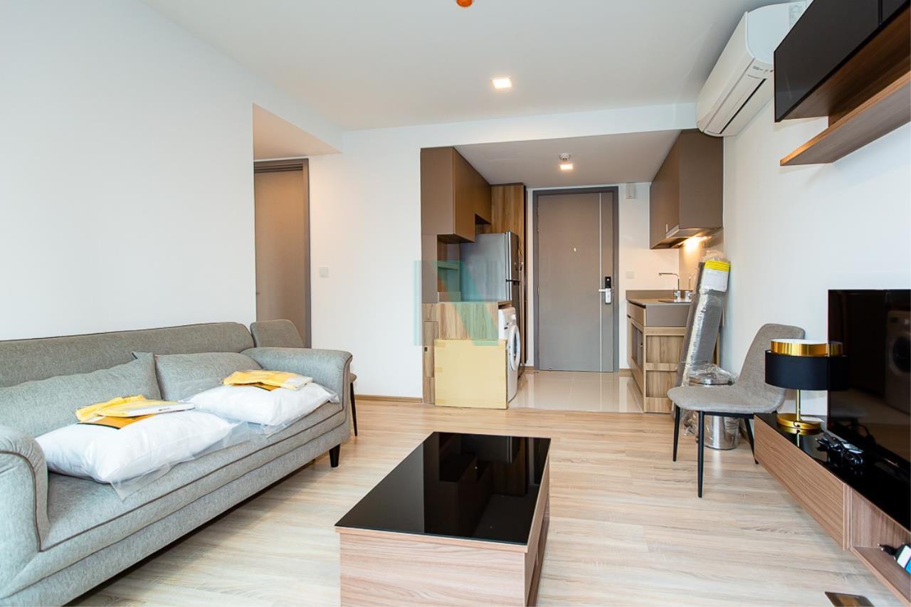 NOPPON REAL ESTATE CO.,LTD. Agency's For rent TAKA HAUS EKKAMAI 1 bedroom, 4th floor, Building B. 1