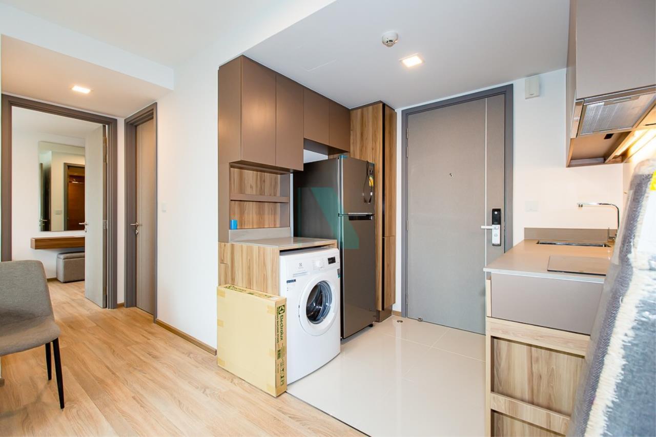 NOPPON REAL ESTATE CO.,LTD. Agency's For rent TAKA HAUS EKKAMAI 1 bedroom, 4th floor, Building B. 2