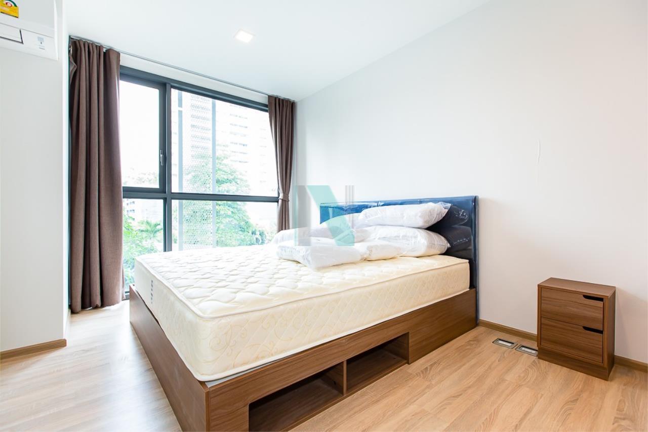NOPPON REAL ESTATE CO.,LTD. Agency's For rent TAKA HAUS EKKAMAI 1 bedroom, 4th floor, Building B. 4