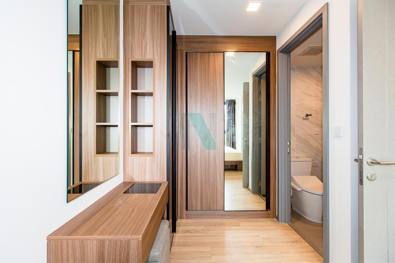 NOPPON REAL ESTATE CO.,LTD. Agency's For rent TAKA HAUS EKKAMAI 1 bedroom, 4th floor, Building B. 5