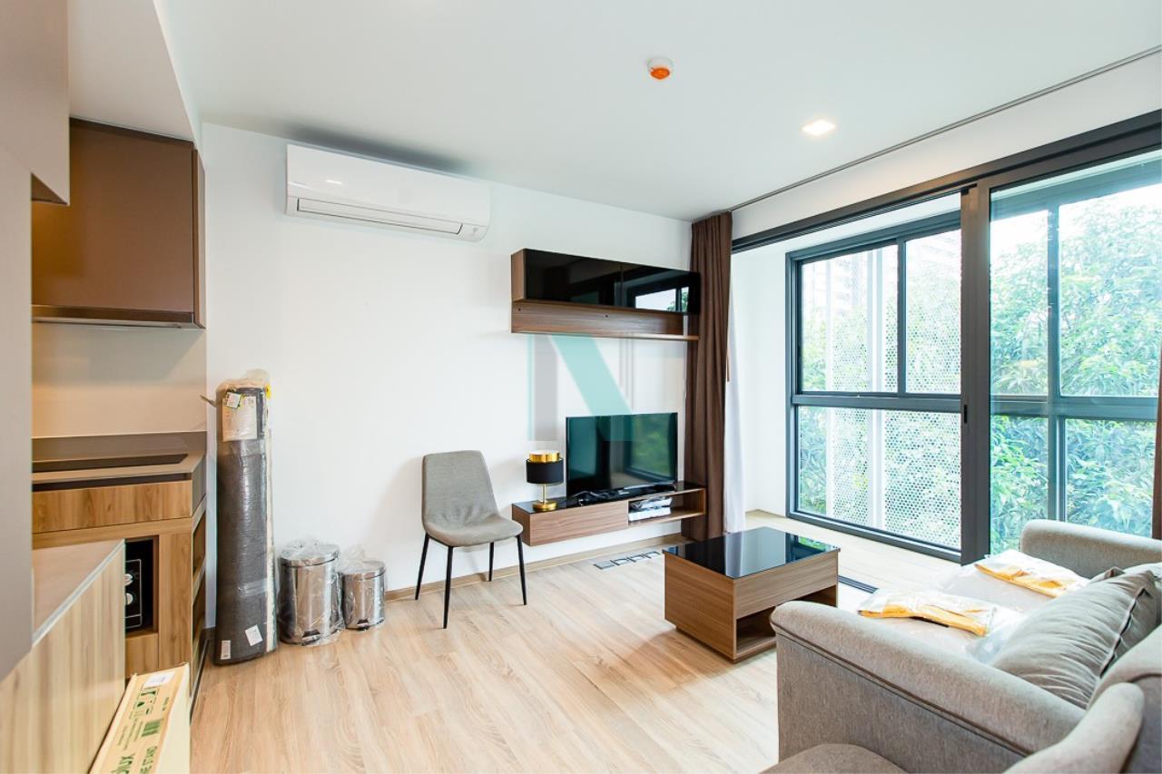 NOPPON REAL ESTATE CO.,LTD. Agency's For rent TAKA HAUS EKKAMAI 1 bedroom, 4th floor, Building B. 6