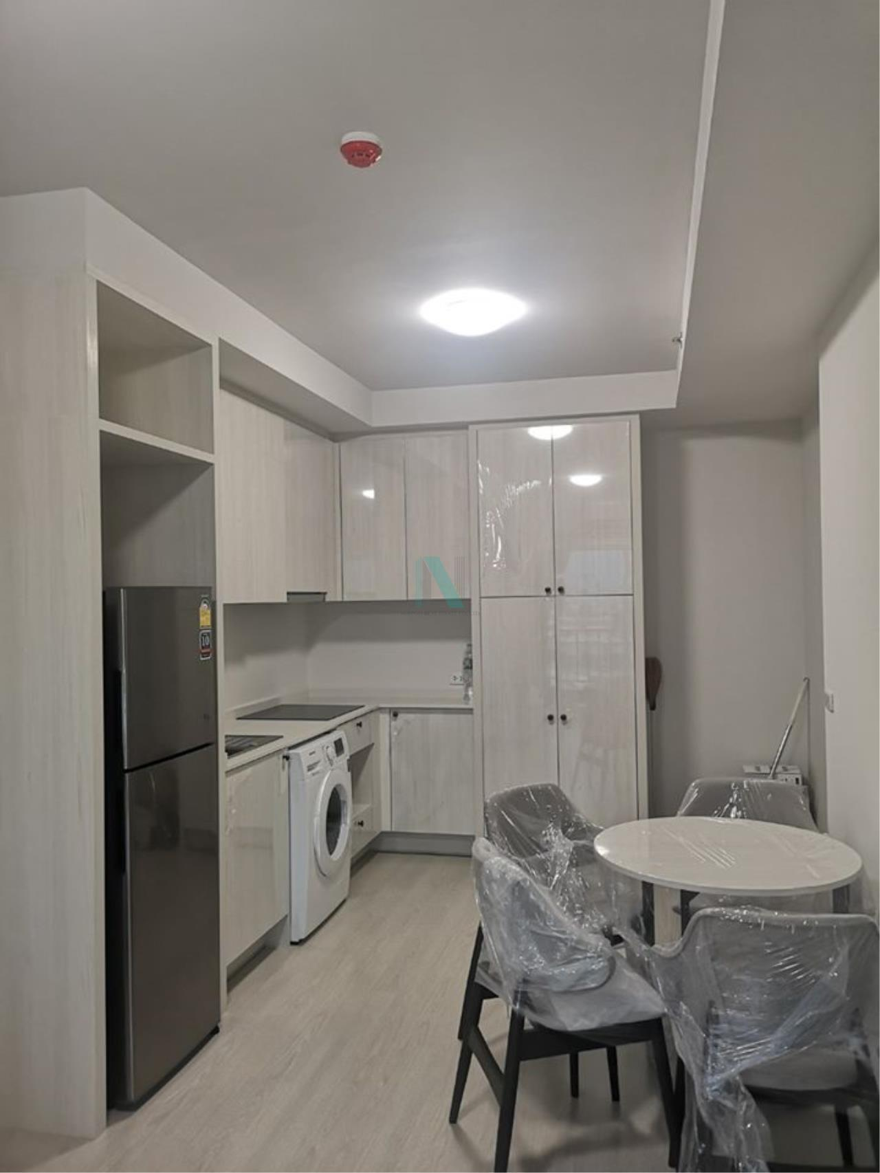 NOPPON REAL ESTATE CO.,LTD. Agency's For rent Chapter One Shine, Bangpho, 2 bedrooms, 9th floor. 2