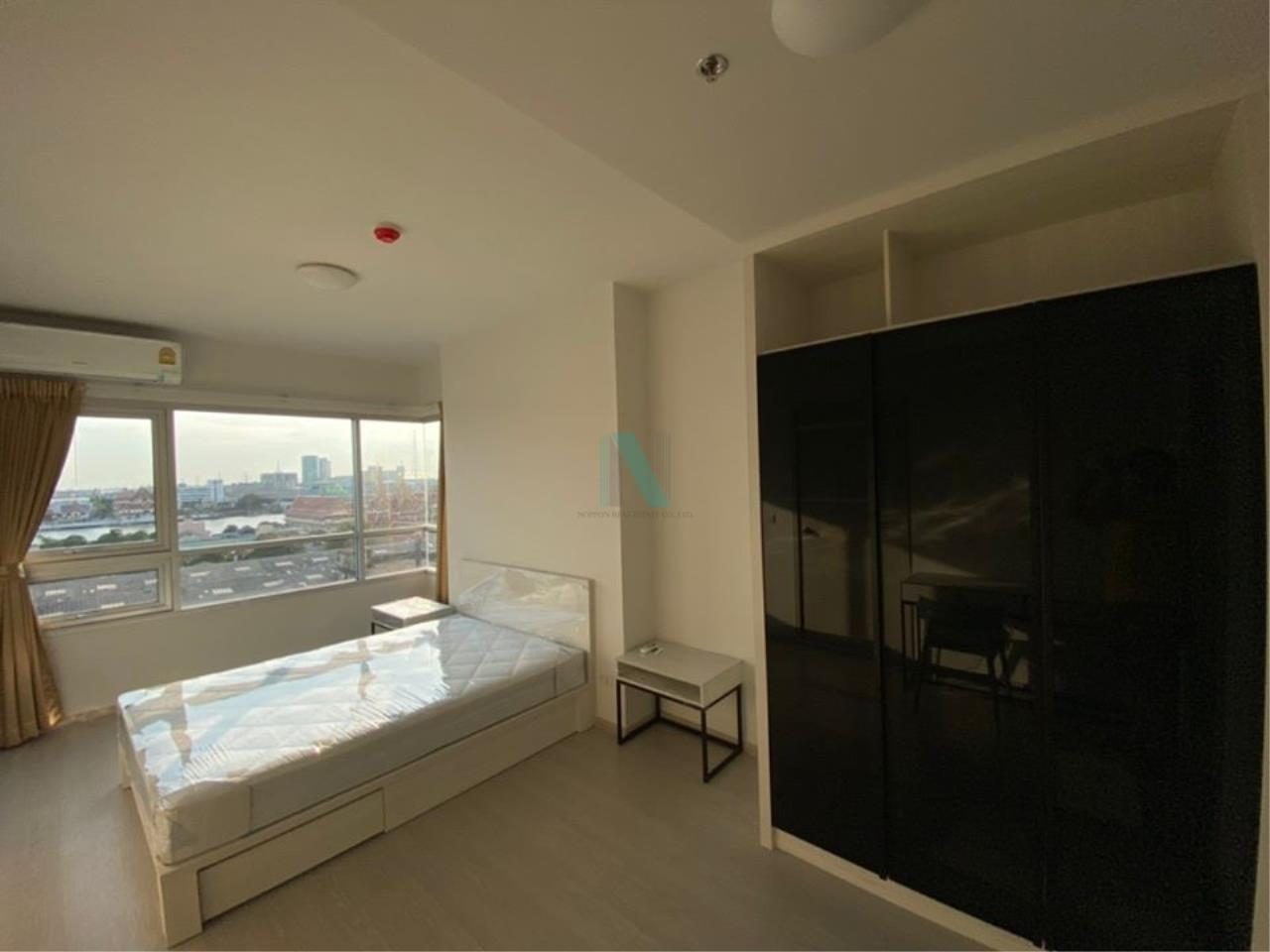 NOPPON REAL ESTATE CO.,LTD. Agency's For rent Chapter One Shine, Bangpho, 2 bedrooms, 9th floor. 7