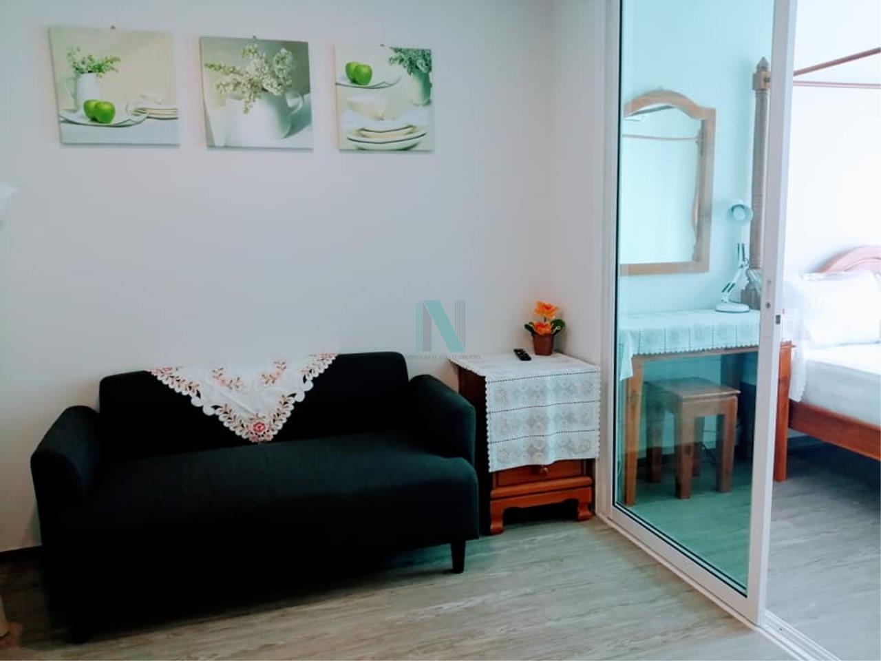 NOPPON REAL ESTATE CO.,LTD. Agency's For rent Regent Home Sukhumvit 97/1 1 bedroom, 8th floor, Building A, BTS Bang Chak. 1