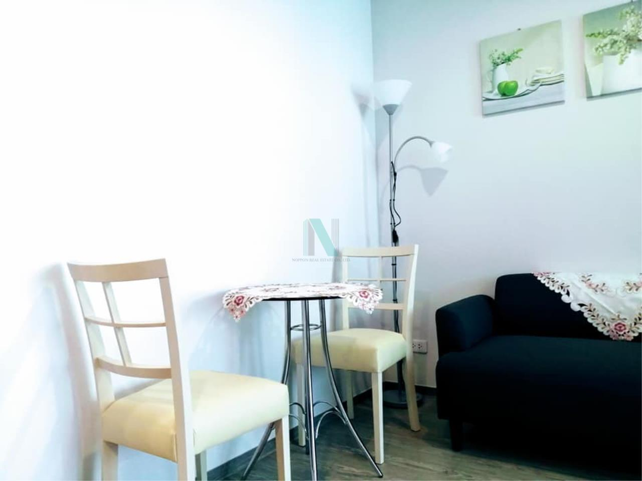 NOPPON REAL ESTATE CO.,LTD. Agency's For rent Regent Home Sukhumvit 97/1 1 bedroom, 8th floor, Building A, BTS Bang Chak. 2