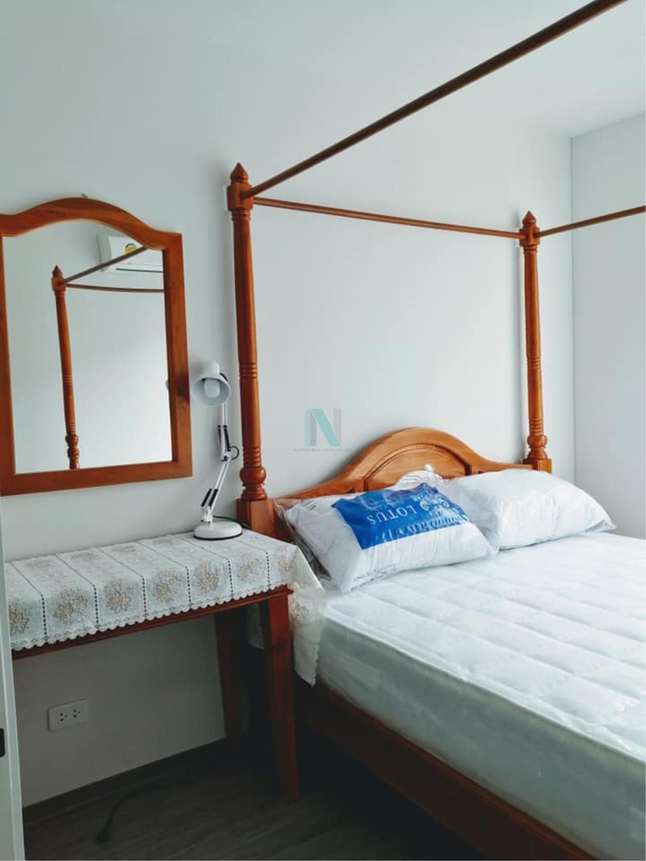 NOPPON REAL ESTATE CO.,LTD. Agency's For rent Regent Home Sukhumvit 97/1 1 bedroom, 8th floor, Building A, BTS Bang Chak. 3