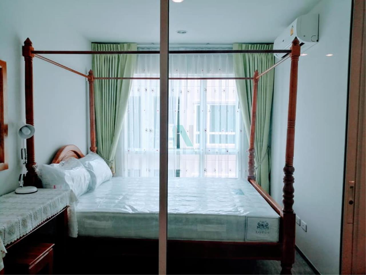 NOPPON REAL ESTATE CO.,LTD. Agency's For rent Regent Home Sukhumvit 97/1 1 bedroom, 8th floor, Building A, BTS Bang Chak. 4